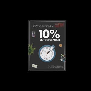 Ebook How to Become a 10% Entrepreneur