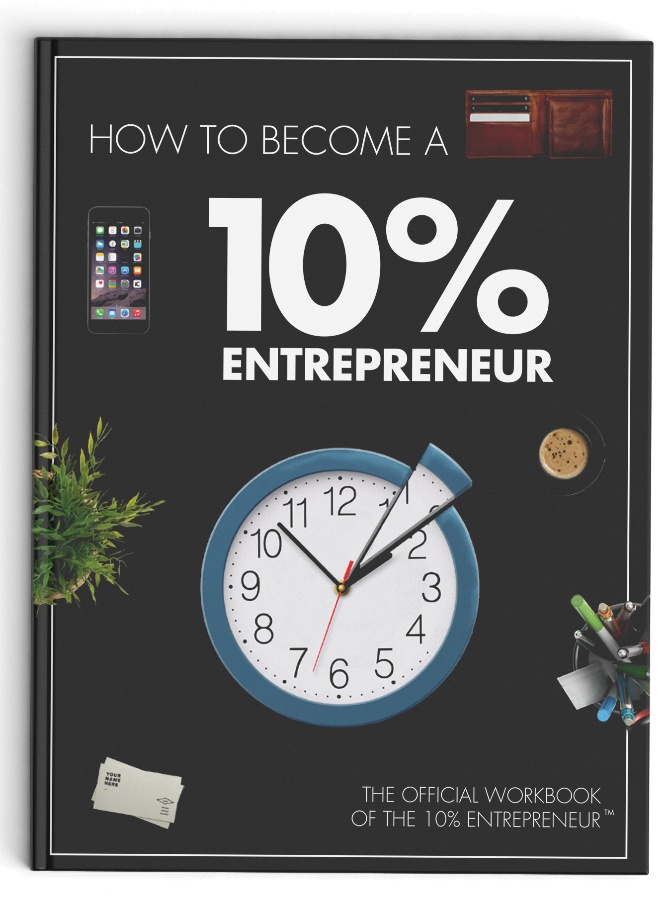E-book How to Become a 10% Entrepreneur