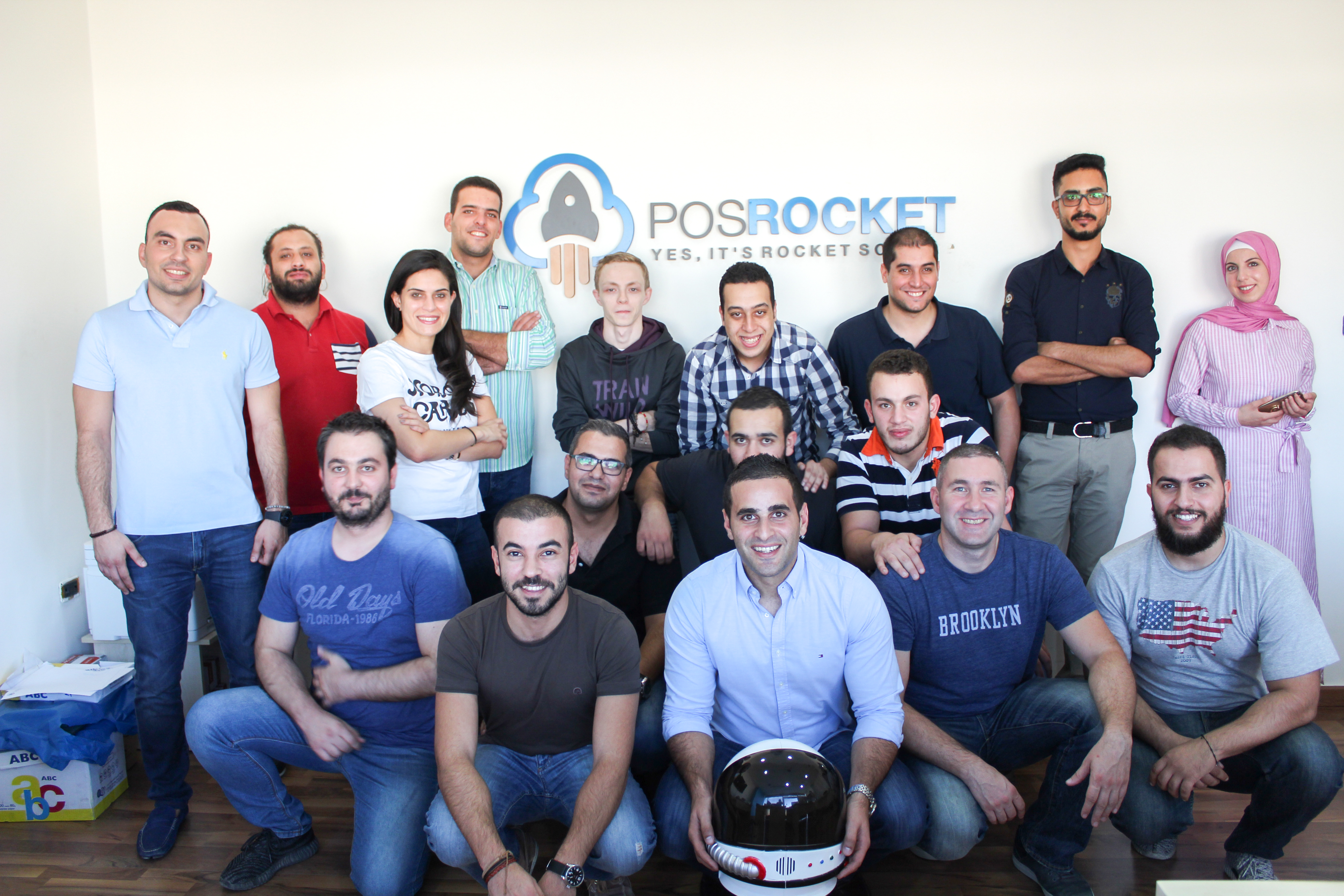 POSRocket team