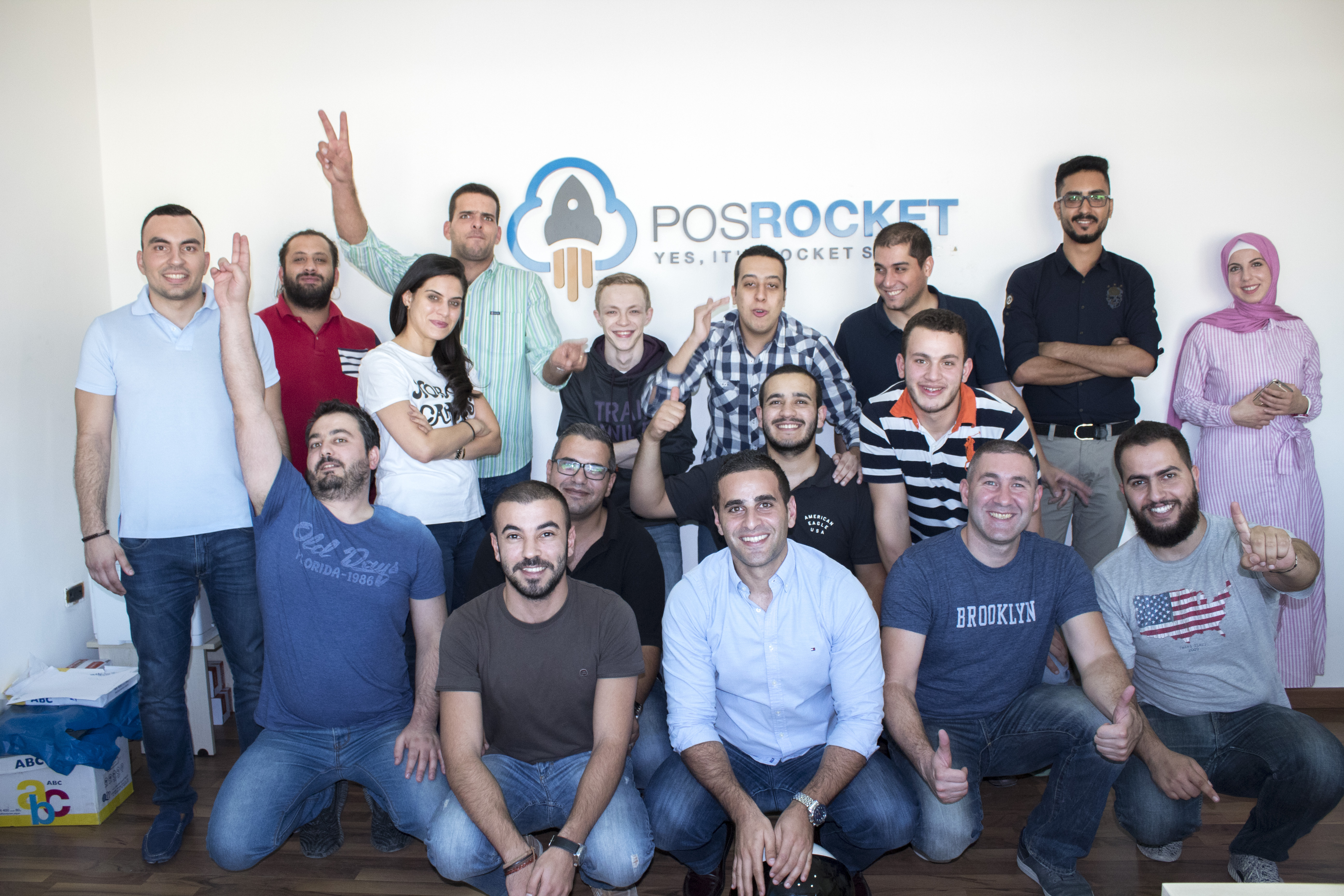 POSRocket team 2